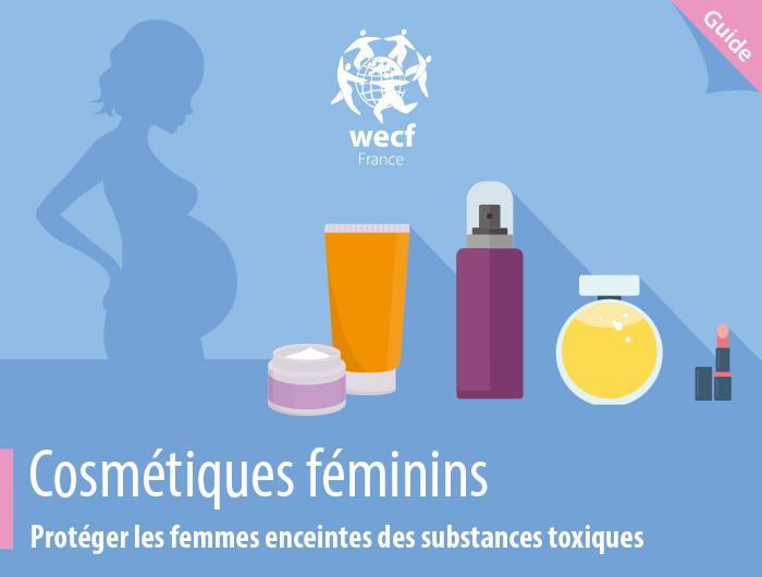 Guide Cosmétiques Femme Enceinte