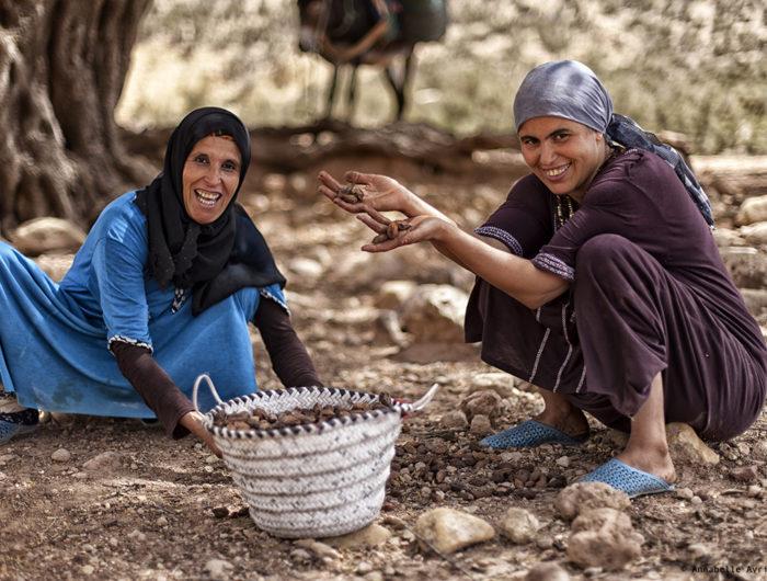 Campagne de collecte Covid-19: Aidez les femmes productrices d'huile d'argan au Maroc !