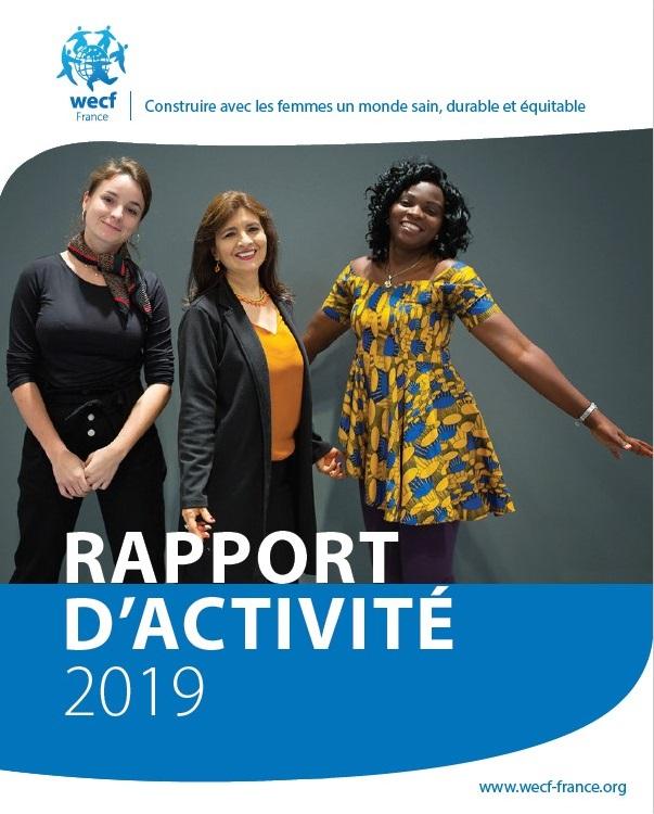 Rapport d'activité 2019_couverture