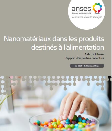Nanomatériaux dans l'alimentation: un rapport de l'Anses fait le point