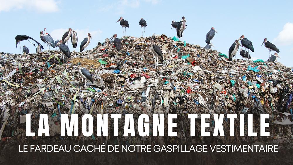 Court-métrage documentaire : LA MONTAGNE TEXTILE