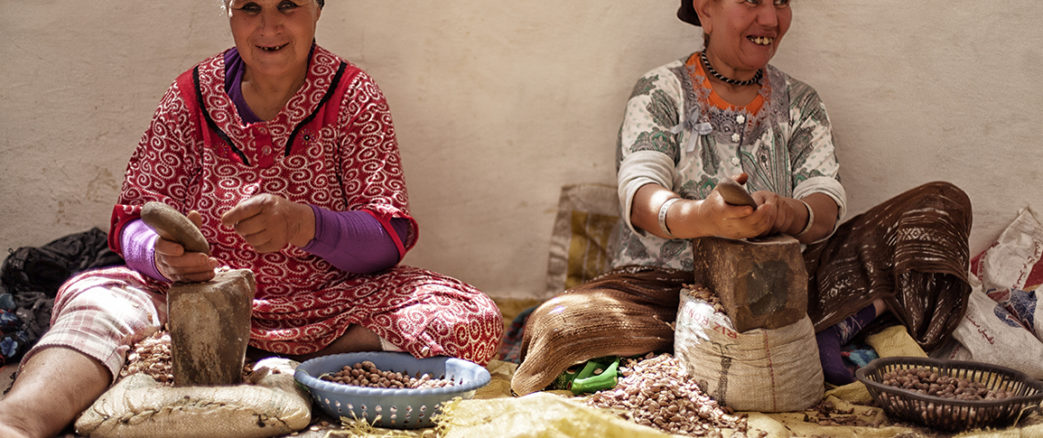 Clôture de la collecte pour les femmes des coopératives d'huile d'argan au Maroc: MERCI!