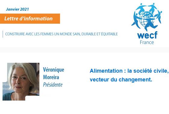 Lettre d'information Wecf France – janvier 2021