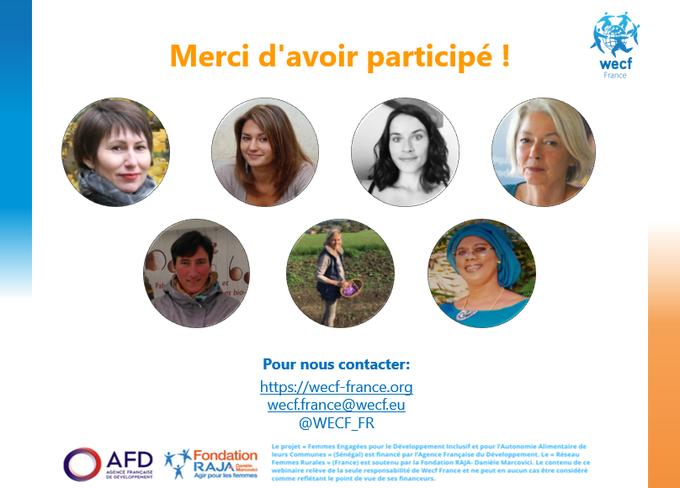 Le lien, facteur important de « La résilience des femmes à travers le monde dans le contexte Covid-19 »