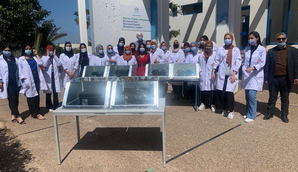 Formation Agadir_projet FAREDEIC