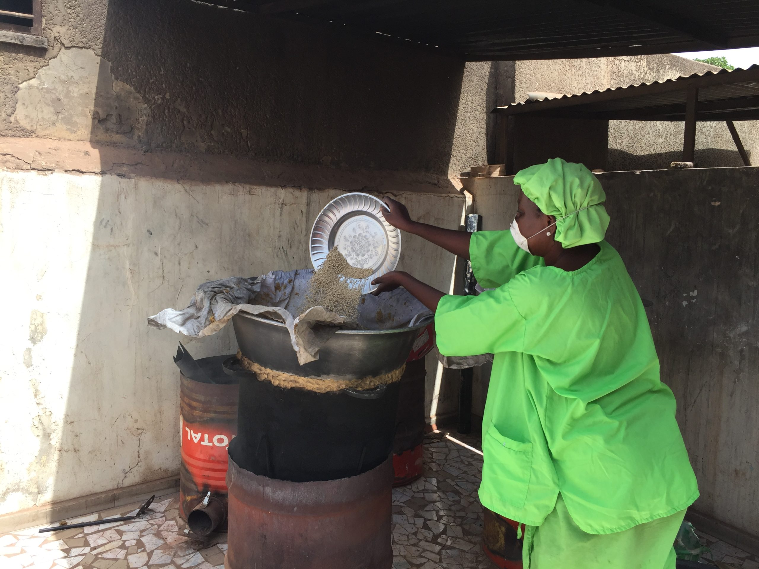 """Audit du Projet """"Femmes Engagées pour le Développement Inclusif et l'Autonomie Alimentaire de leurs Communes – FEDIAAC"""""""