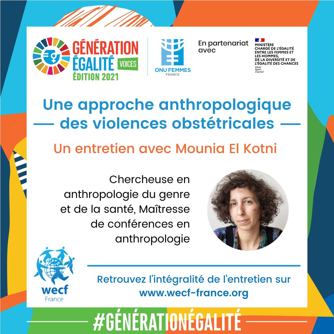 Entretien Mounia El Kotni_Campagne genre et santé