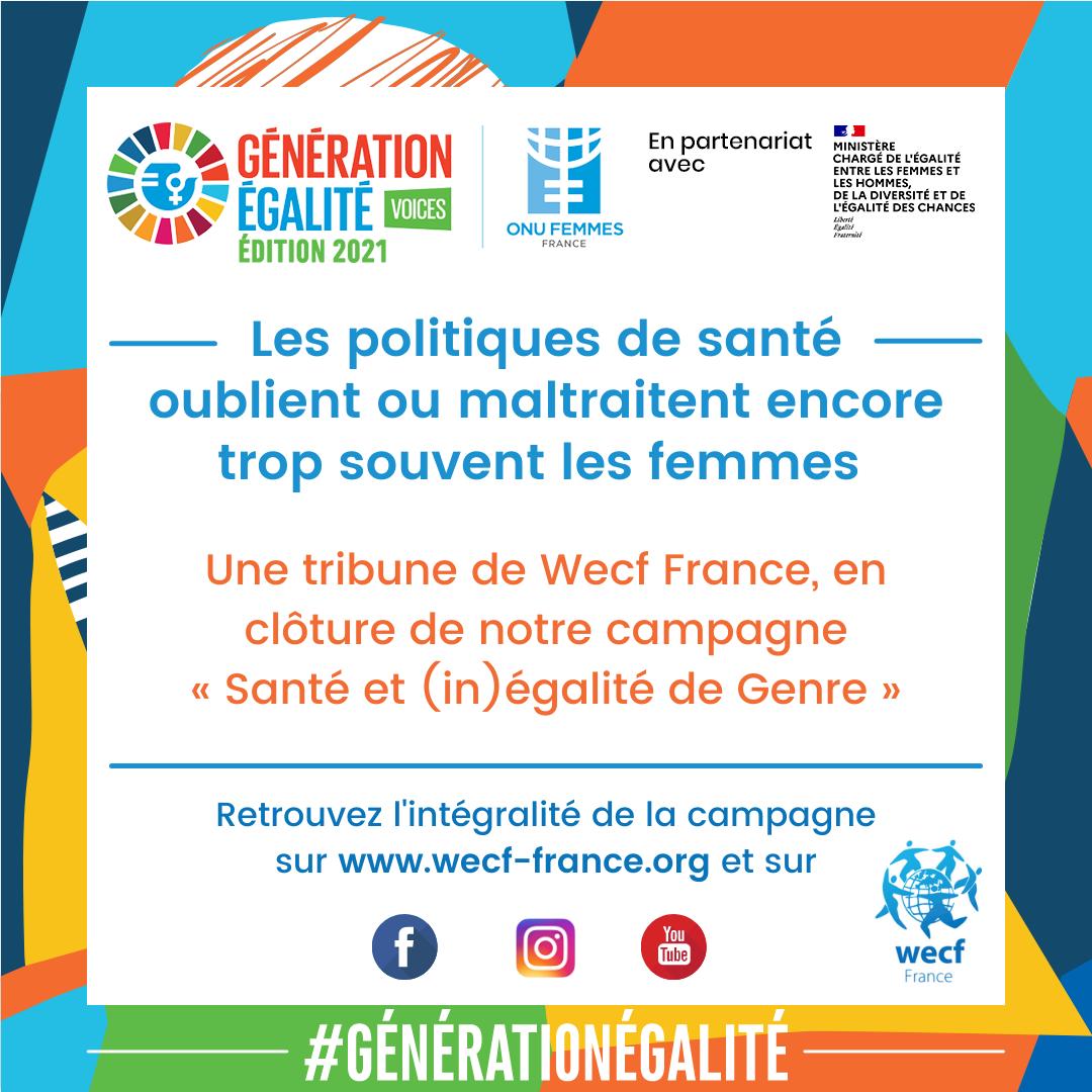Campagne genre et santé_Tribune de Véronique