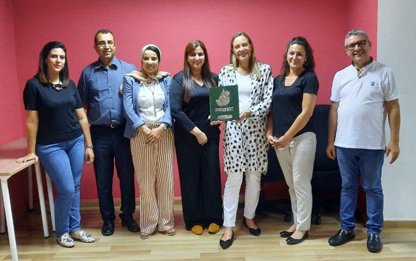 Rencontres avec les partenaires marocains et sénégalais dans le cadre de nos projets internationaux