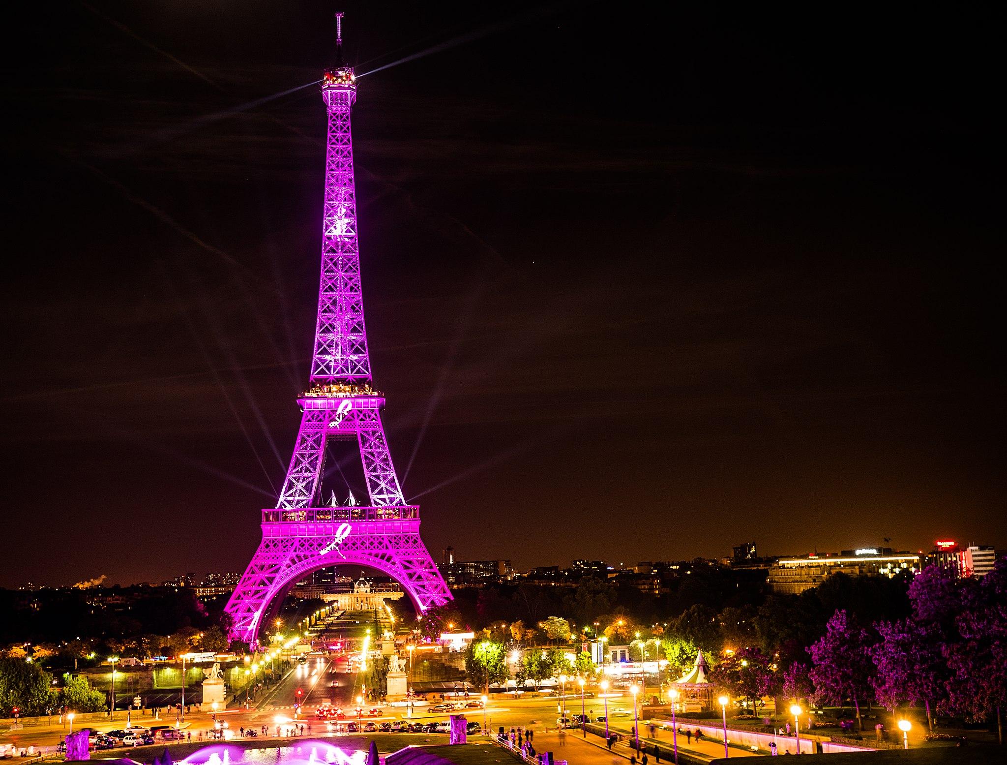 Octobre rose_pour_le_cancer_du_sein_Photo Yann Caradec